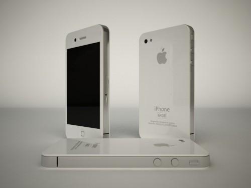 apple iPhone-4HD-white