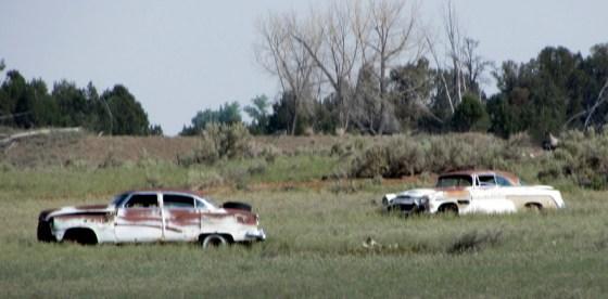 02 53 Buick 55 DeSoto