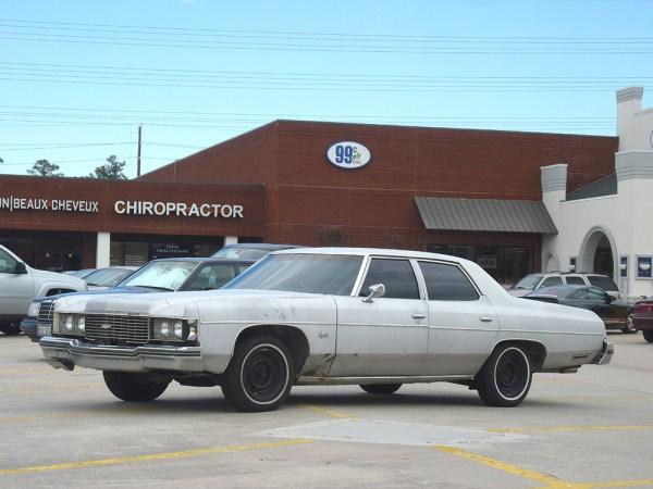 1974 Chevrolet Impala Rayford Rd 20120212_1000