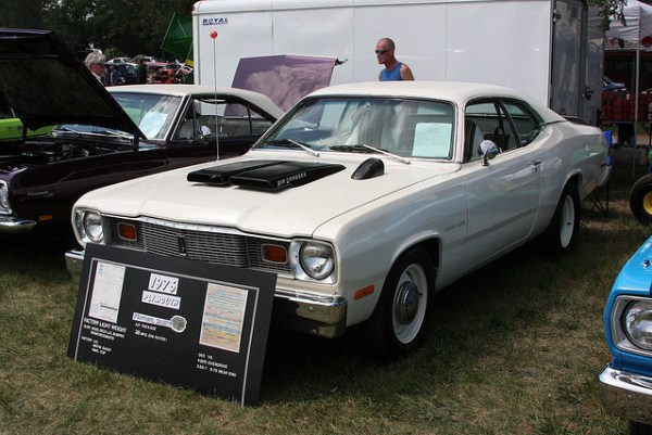 1976 Plymouth Feather Duster 1