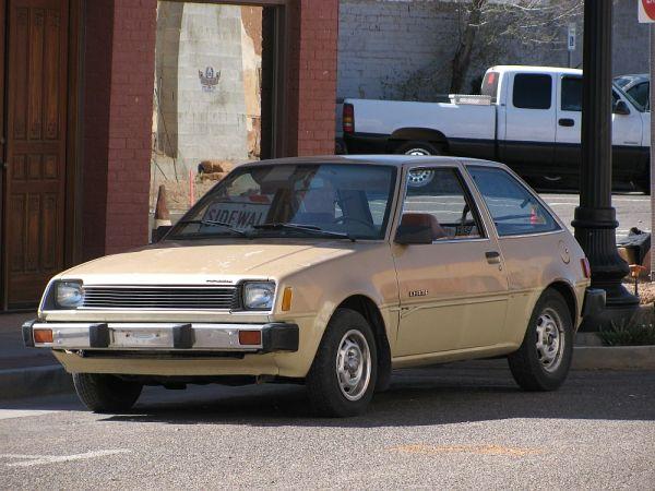 1978-84 Dodge Colt Winslow AZ