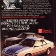 """(first posted 8/31/2013) Few car names are any better and carry more punch than """"Charger"""". You know its intended purpose and capabilities in one succinct word. Mustang? You know […]"""