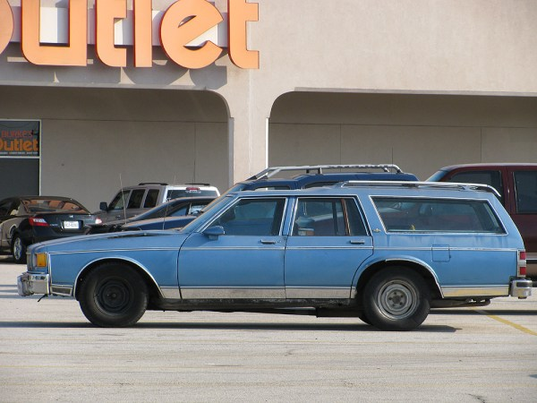 1986 Chevy Caprice  Wagon Spring TX_1000