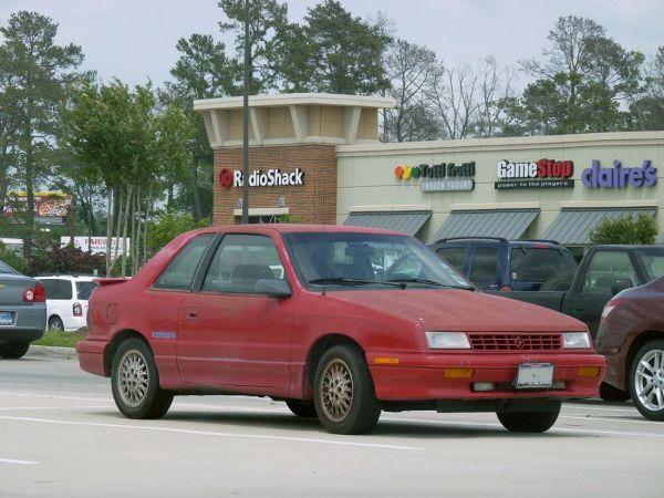 1992-94 Plymouth Sundance Duster Egypt Rd 120414