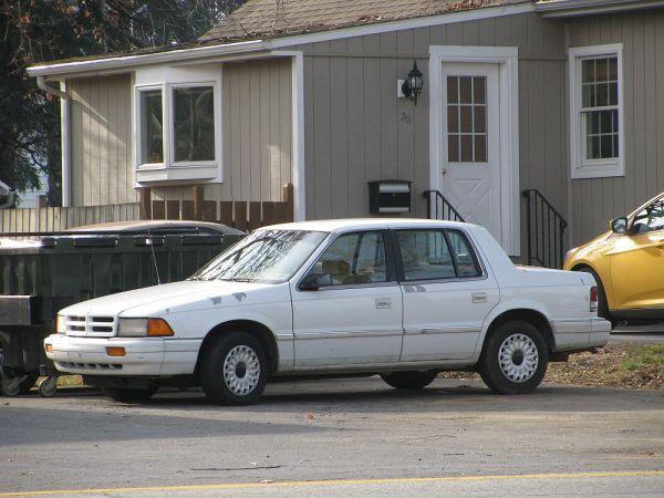 1993-95 Dodge Spirit Landisville PA