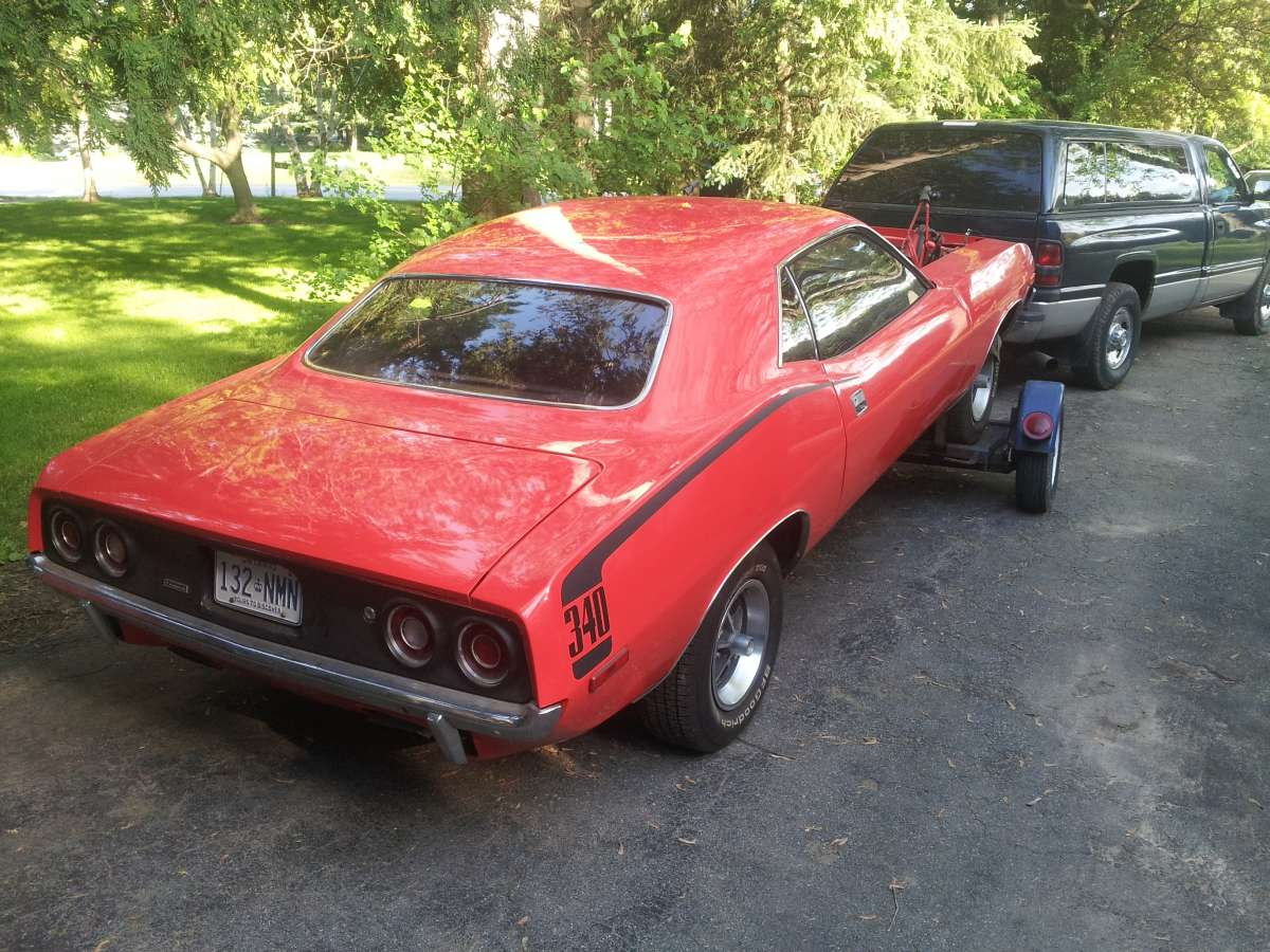 The Barracuda Has Seen Its Share Of Bruises And Repairs Over The Years. It  Had Some Bodywork And A Repaint Done In 1991. In 1997 Jim Was In The  Process Of ...