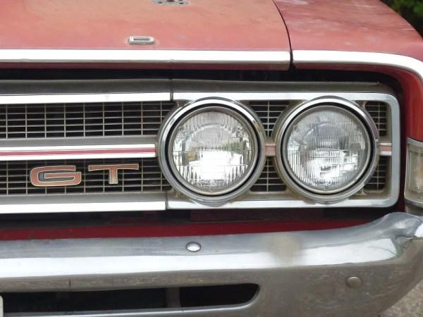 69 Torino GT Closeup Front
