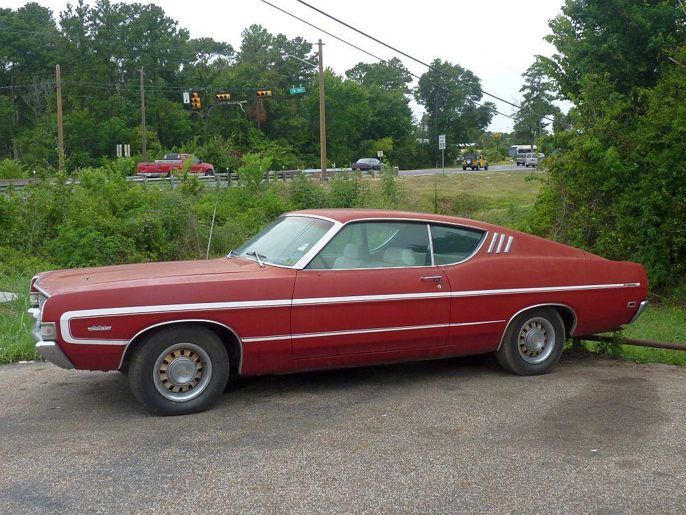 curbside classic 1969 ford torino gt the intermediate sports intermediate