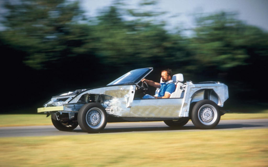 Cohort Sighting Bmw Z1 Look Ma No Doors