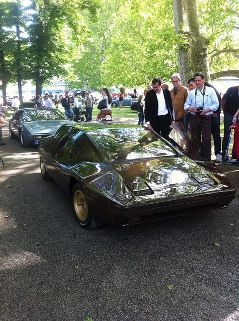 Bertone Lancia Sibilo 1978 f