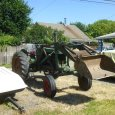 (first posted 7/8/2013. The quite elderly owners have since moved out and the Oliver too) It's all about the boy toys, and when it comes to backyard garden tractors, this […]