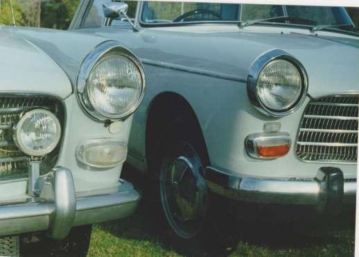 Peugeot 404 EU & ZA
