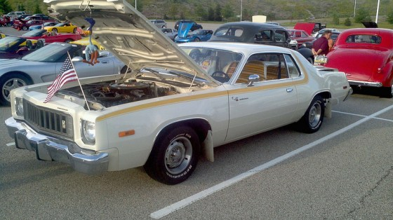 Plymouth Road Runner 1975