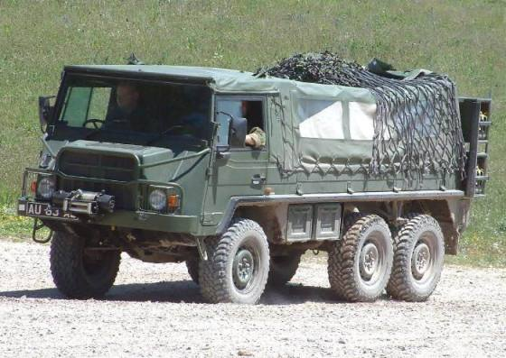pinzgauer 2nd gen offroadvehicle.ru