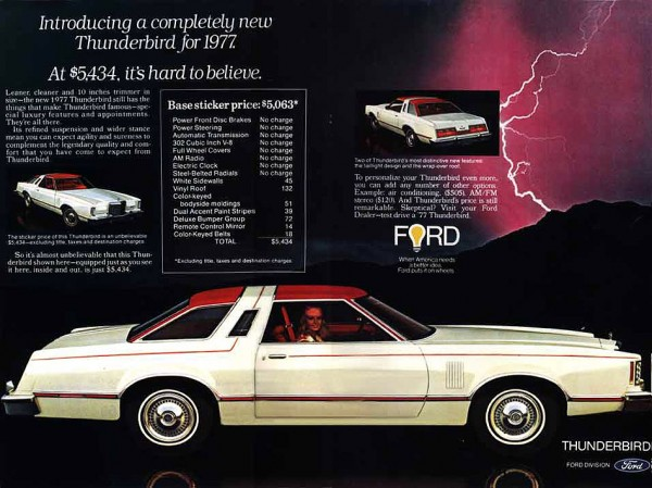 1977 Ford Thunderbird Ad-01
