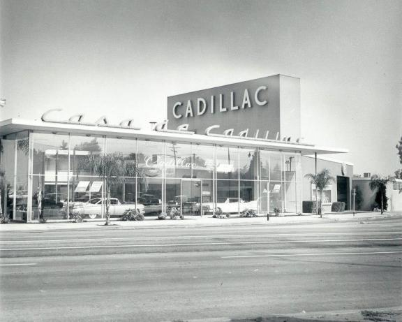 Casa de Cadillac 1959