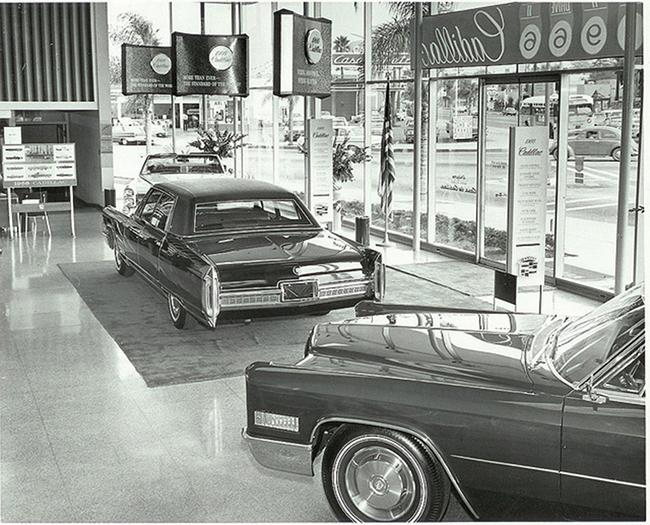Casa De Cadillac >> Dealership Classic Casa De Cadillac Restored To Its Full