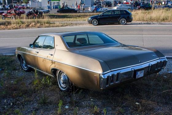 Chevrolet 1970 Impala hdtp rq