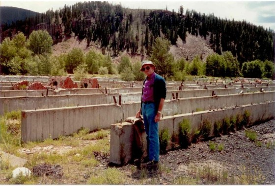 Colorado 1990 camp hale