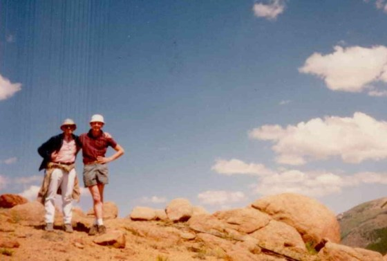 Colorado 1990 peak