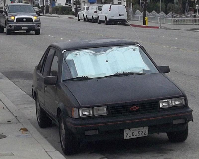 Curbside Classic: 1988 Chevy Twin Cam Nova- A Hot Toyota