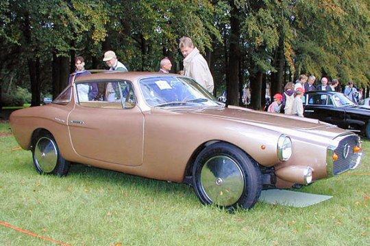 Loewy Lancia Flamina 1960