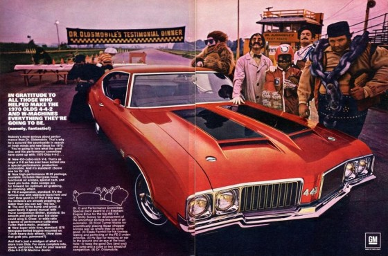 Olds 1970 442 -ad-70-big