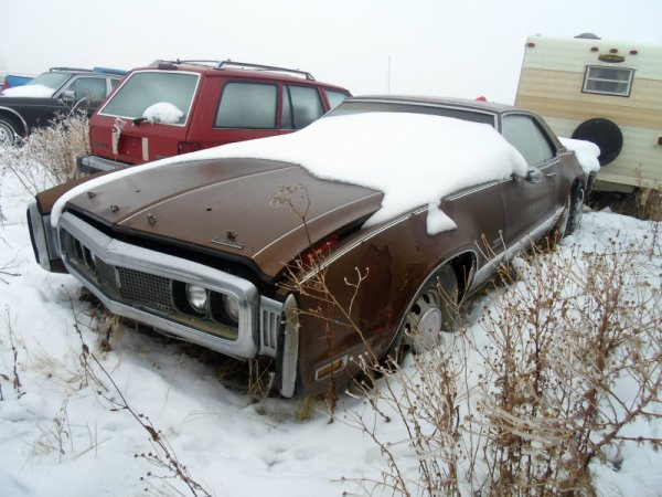 Oldsmobile Toronado Custom