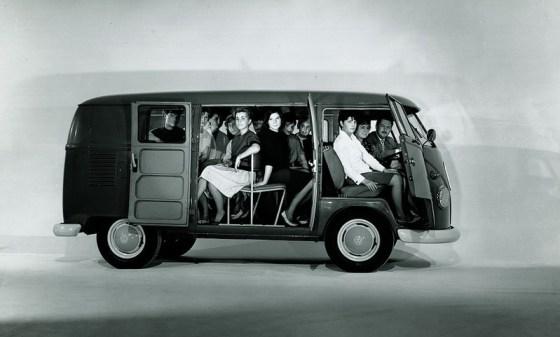 VW Bus 12 passenger