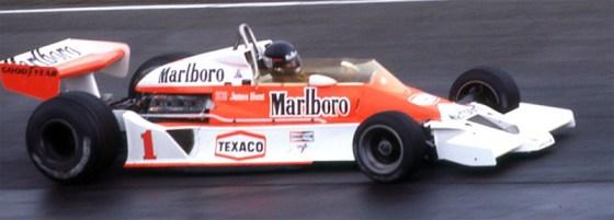 01 James Hunt McLaren