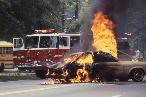 ford pinto fires Provo — in hindsight, the late recall of the exploding ford pinto in the 1970s seems like a gross ethical oversight.