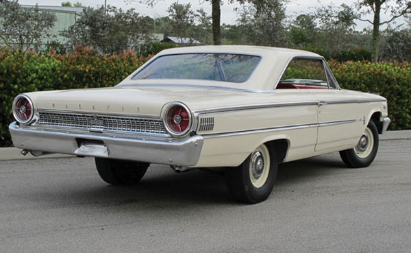 1963 Ford Galaxie 500 Factory Lightweight