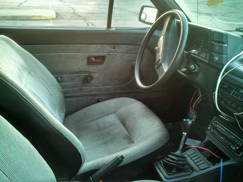 Curbside Classic: 1987 Volkswagen Fox – This German Fox Has