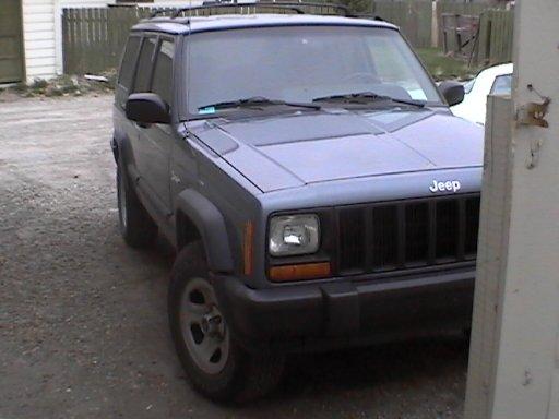 1998 Jeep Cherokee Sport