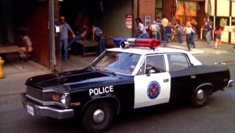 AMC Matador police