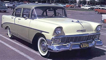 Chevrolet 1956 2104dr