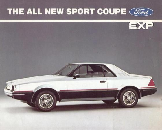 Ford EXP 82