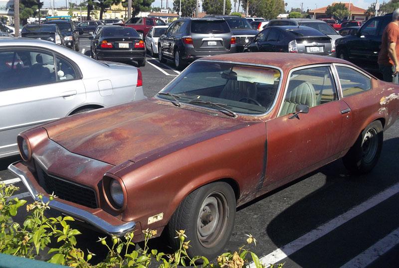 CC Capsule: 1973 Chevy Vega: Rust Never Sleeps On A Vega