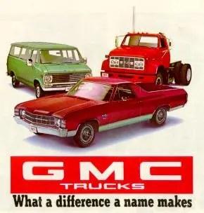 GMC ad