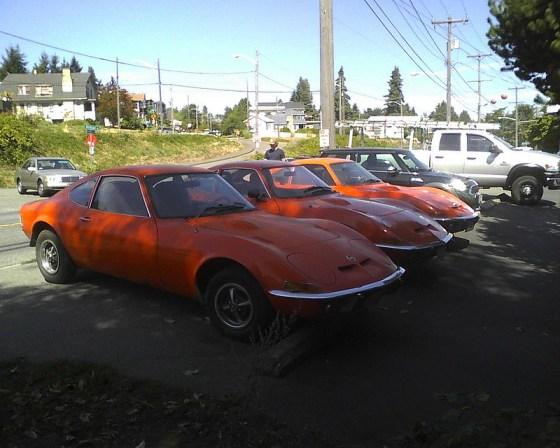 Opel GTs