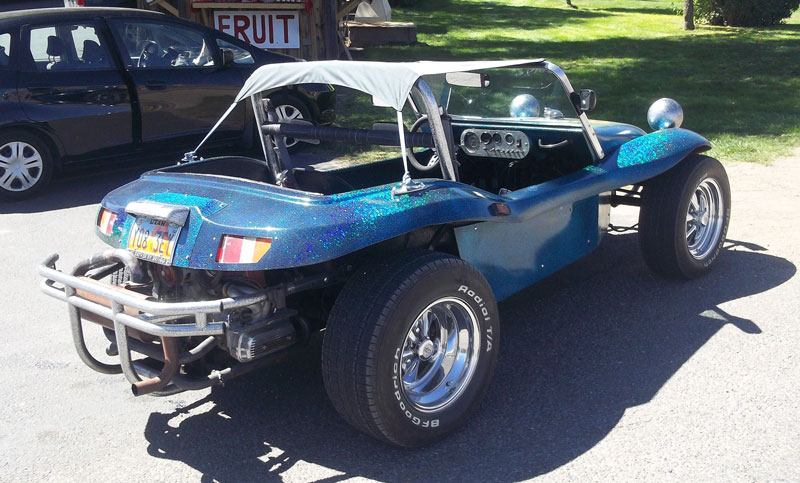 Dune Buggy Bumpers : Cc outtake volkswagen dune buggy the off road cobra