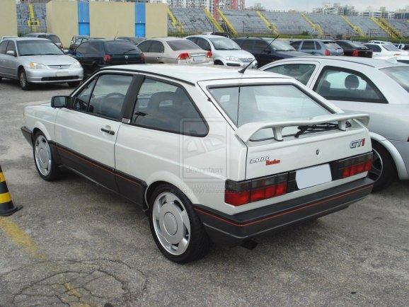 VW Gol 1993 GTI