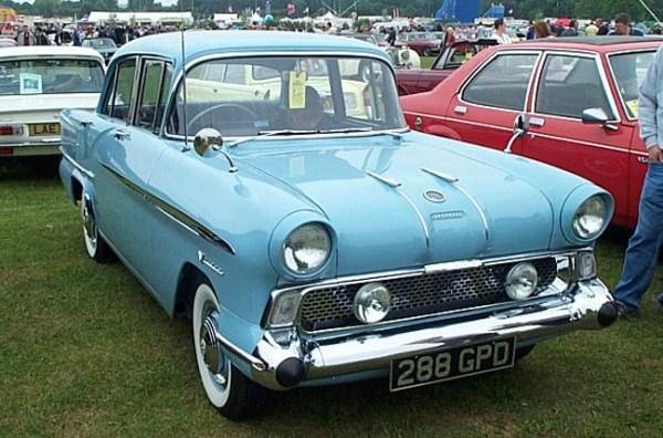 Vauxhall 1957 victor