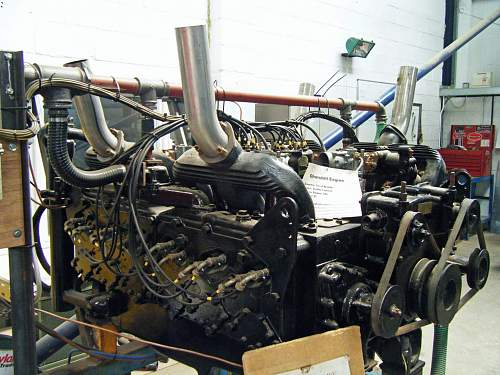 churchill engine
