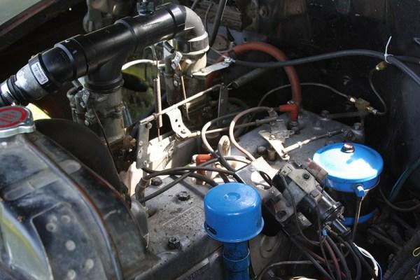 turbo flat six engine