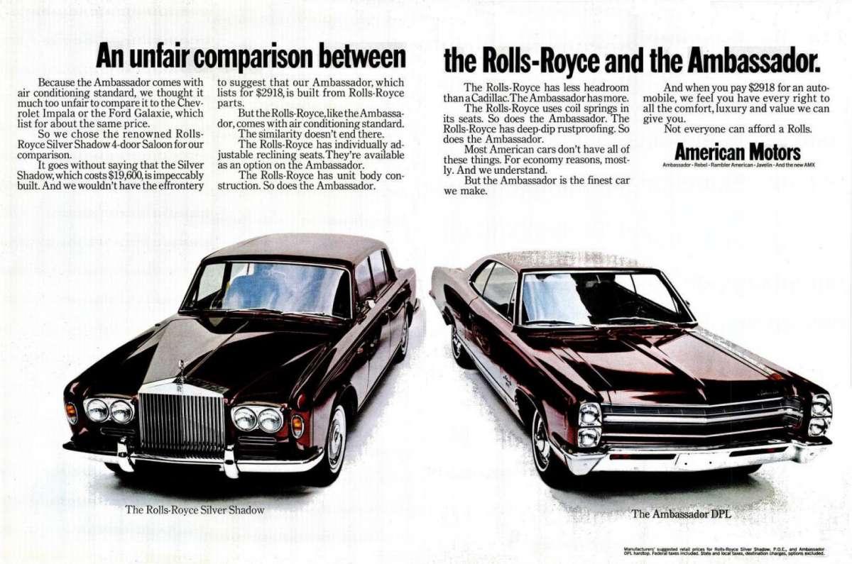Car Show Classic: 1968 AMC Ambassador – Roy Drove His Ambassador to ...