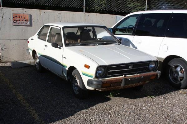 1977 Toyota Corolla 2