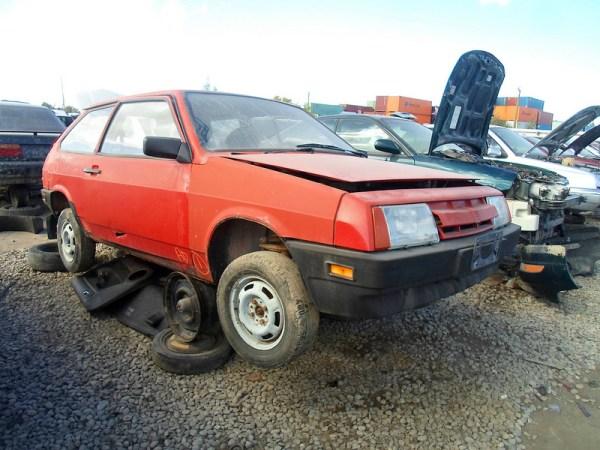 1988 Lada Samara