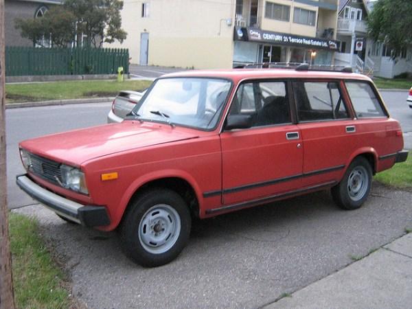 1991 Lada Signet