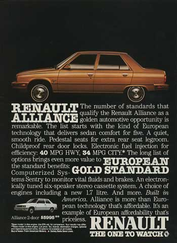 AMC Alliance ad